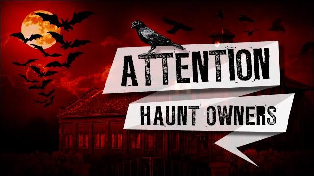 Attention Grand Rapids Haunt Owners